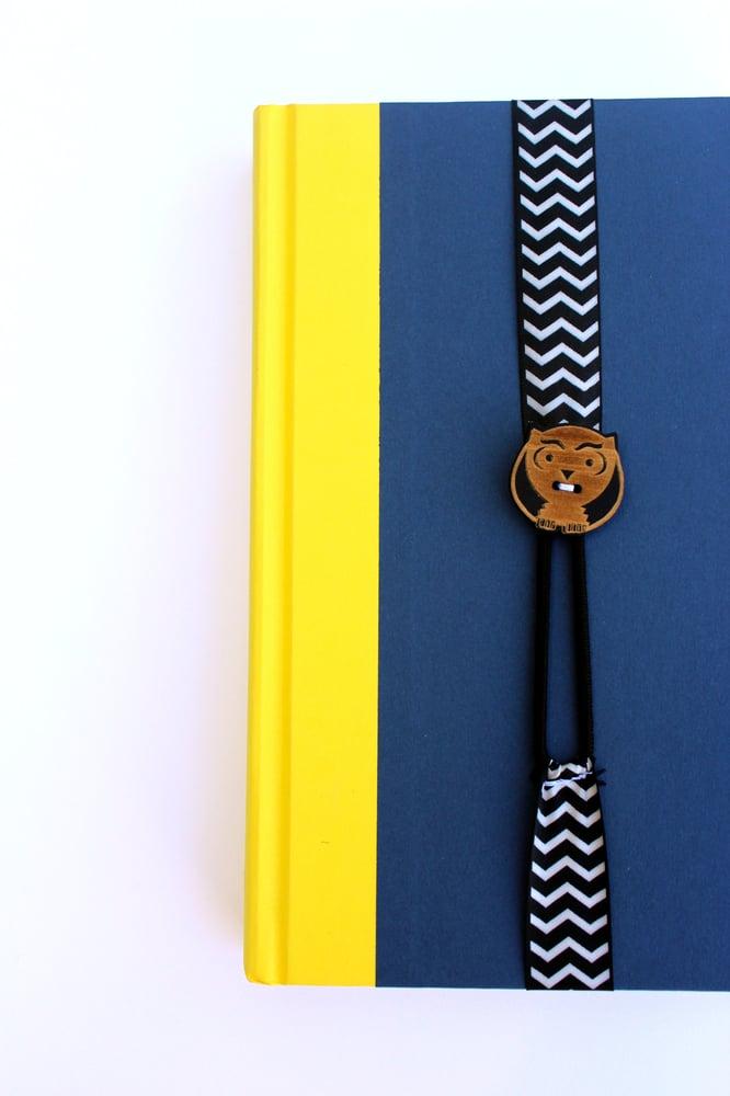 Image of Black Lodge Bookmark