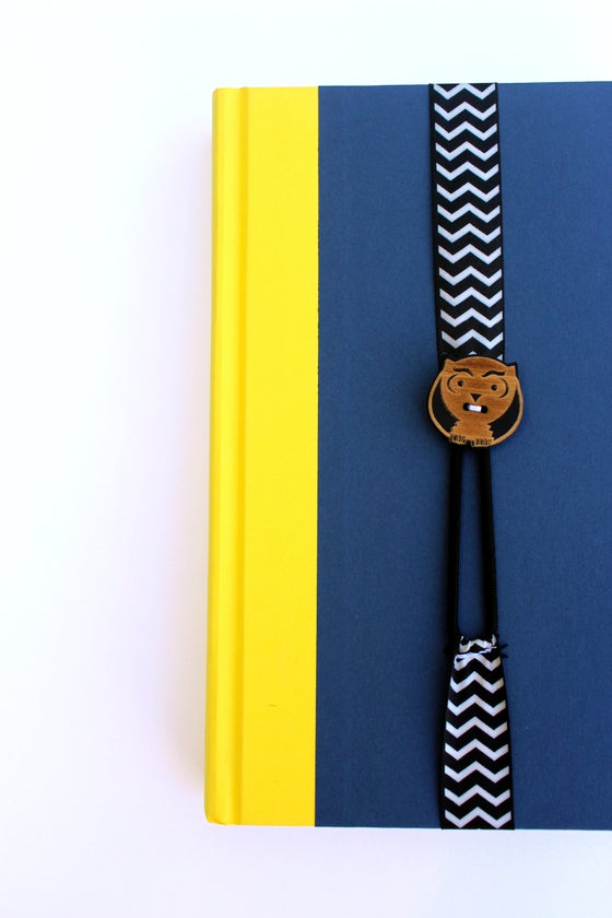 Image of Black Lodge Bookmark