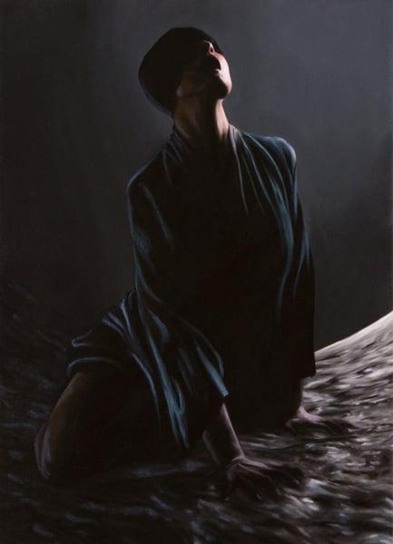 "Image of ""Rise"" Original Painting"