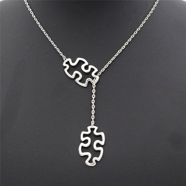 Image of Puzzled Necklace
