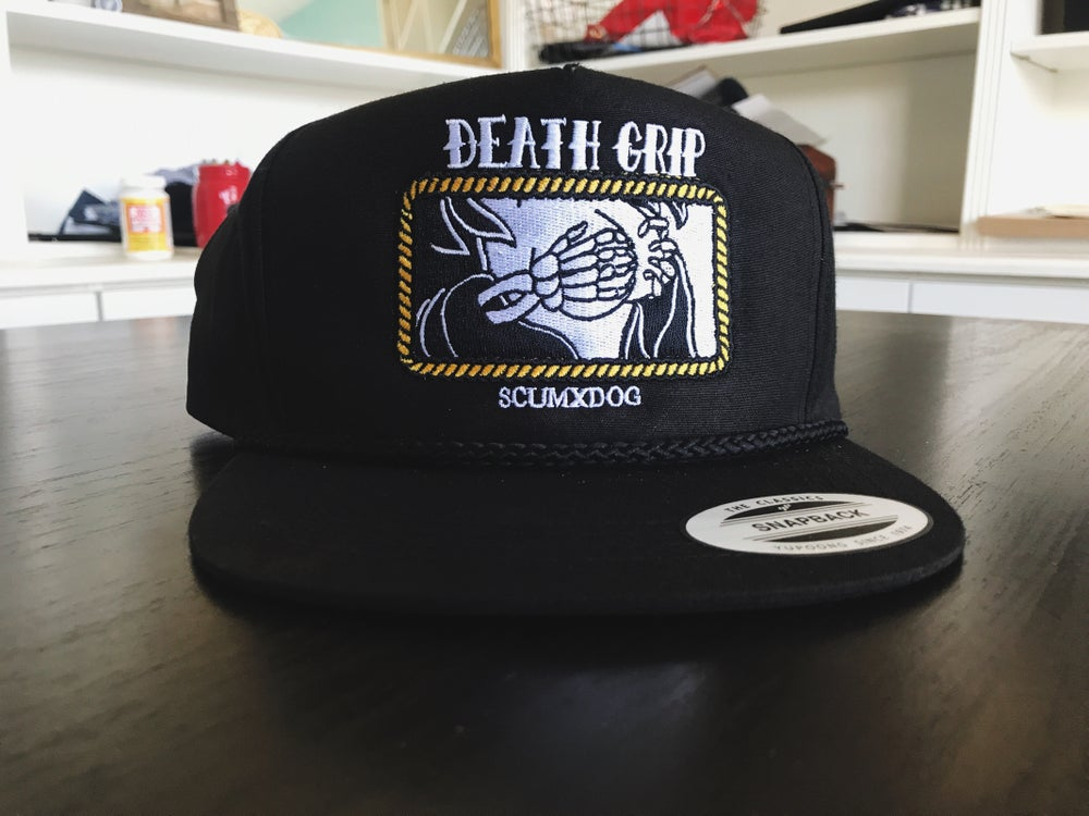 Image of DEATH GRIP HAT (PREORDER)