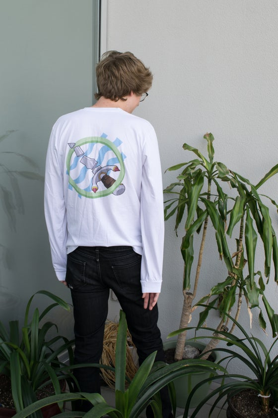 Image of Dagger Dreams Longsleeve