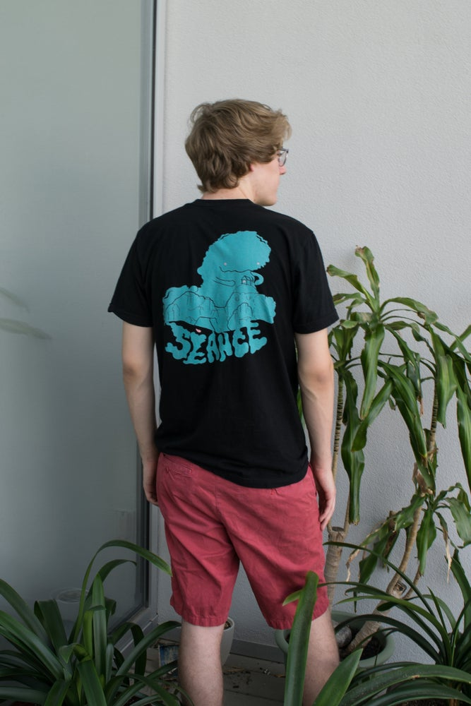 Image of Cloud 9 Tee - Black
