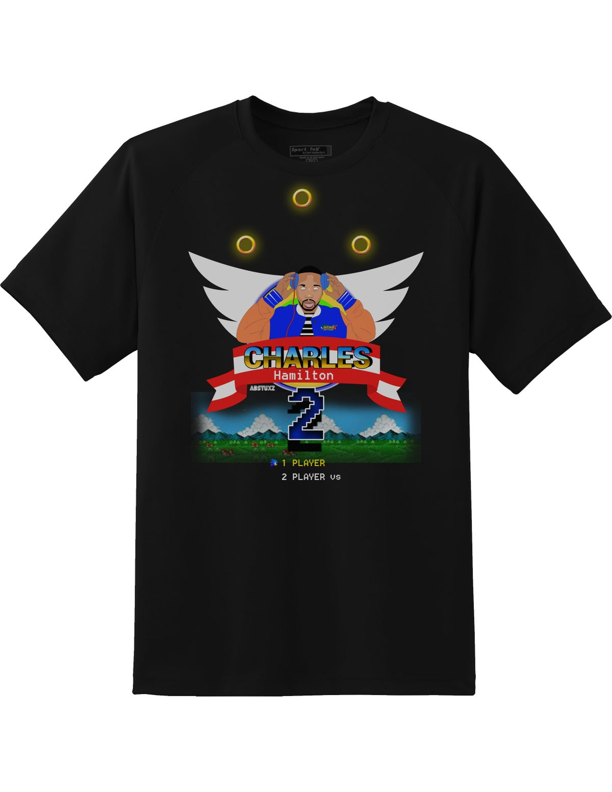 Image of Hamilton Hedgehog tee