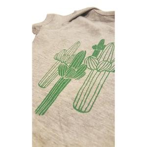 Image of Saguaro ) Infant Fine Jersey Bodysuit
