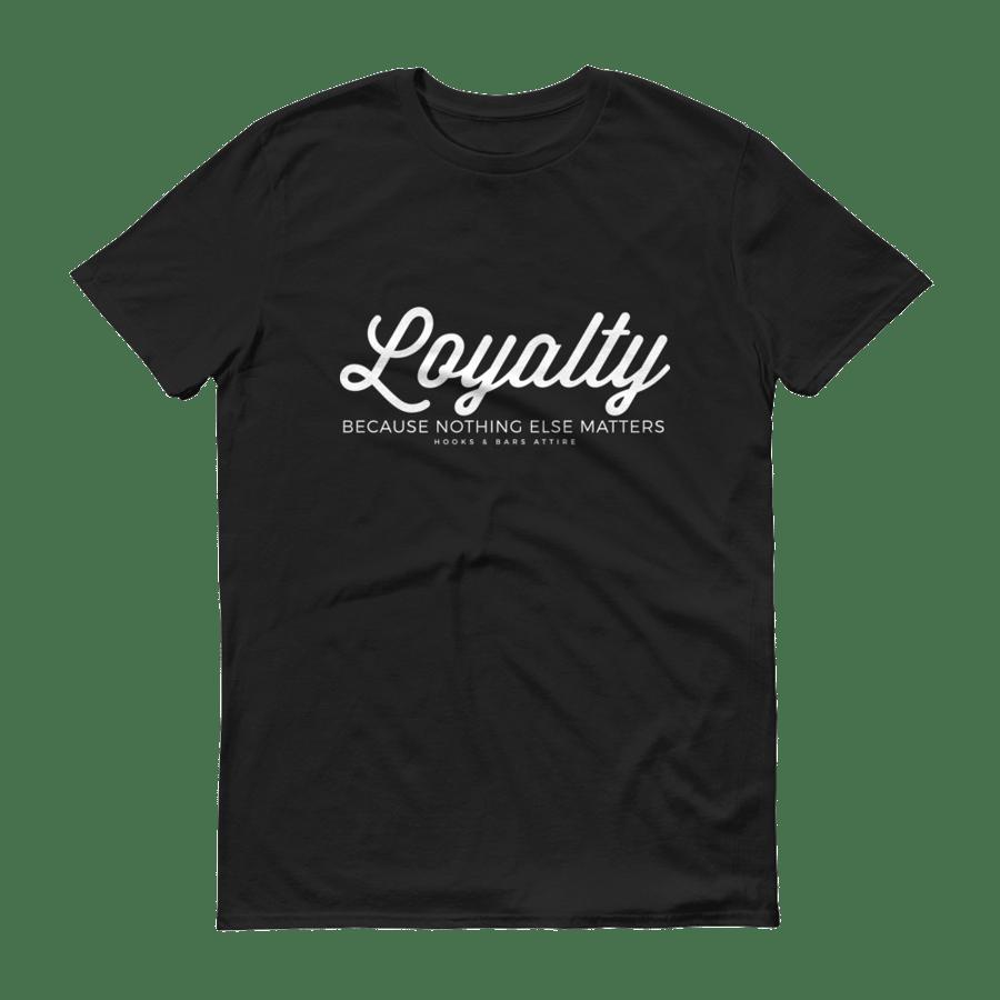 Image of Loyalty Tee - Black
