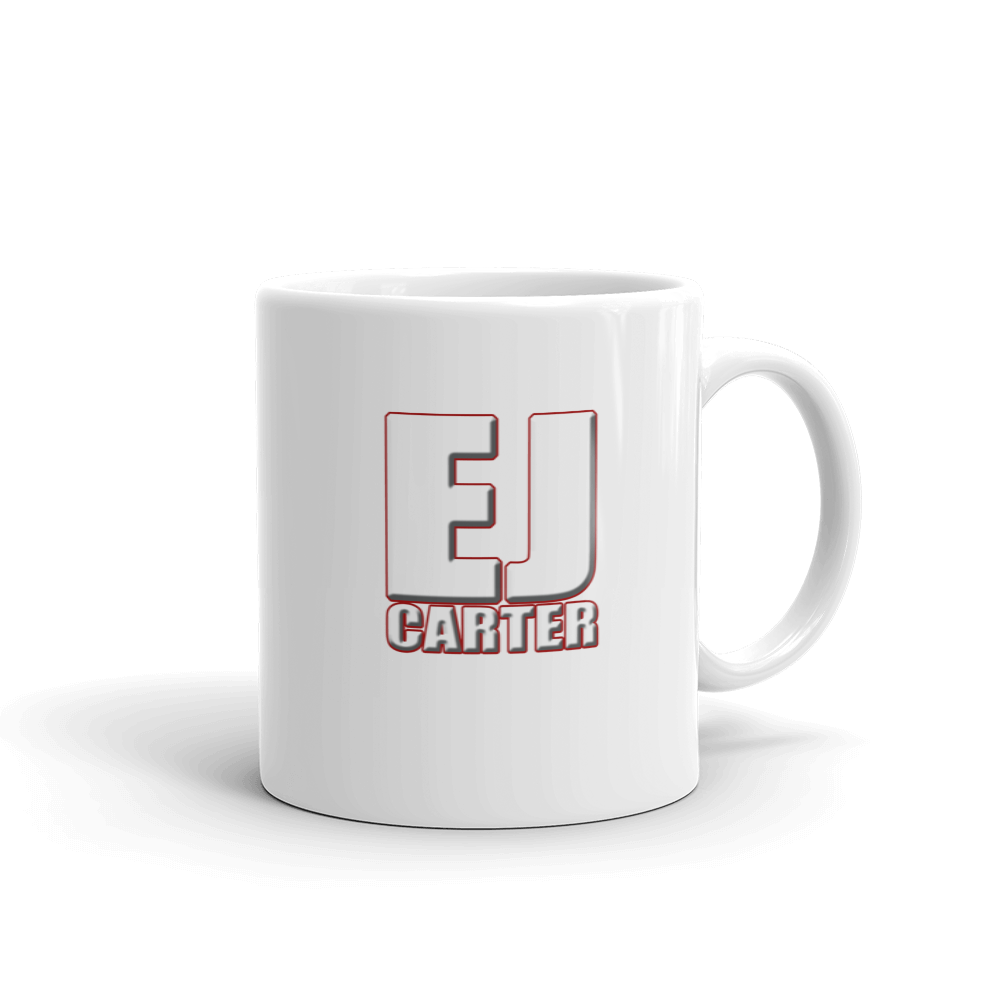 Image of Official EJ Carter Logo Coffee Mug