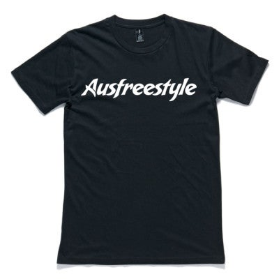 Image of Original Ausfreestyle Tee - Black