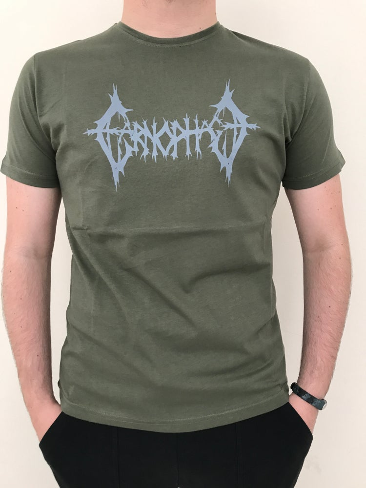 Image of Logo TS Military Green