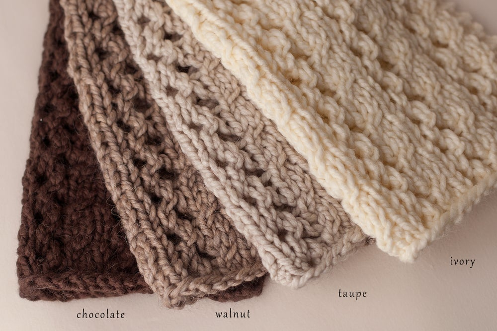 Image of Textured Blanket/Layer