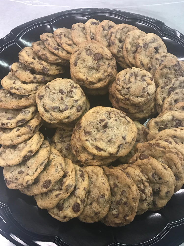 Image of 75 Cookies By Keith Cookie Platter