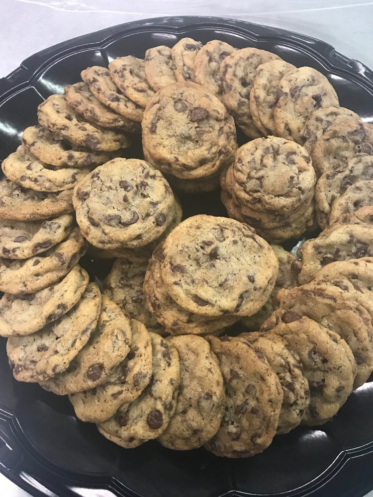 Image of 100 Cookies By Keith Cookie Platter