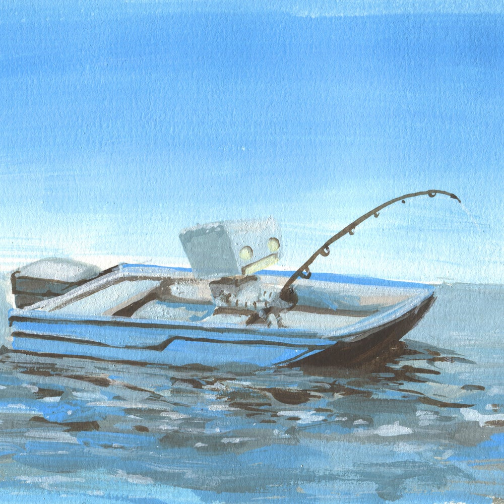 Image of Fishing For...