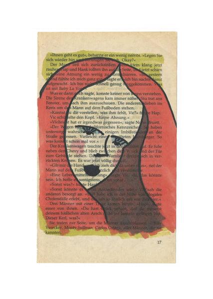 Image of Ginger Girl - Druck A4 300g - limitiert auf 10 Stück