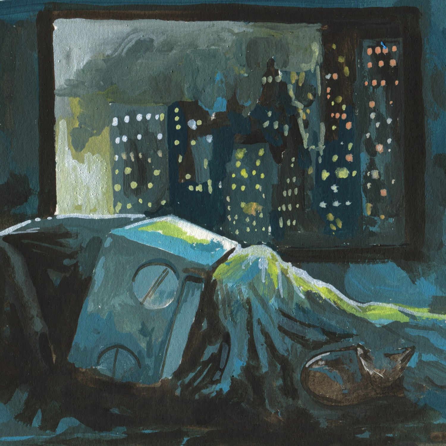 Image of City Sleep