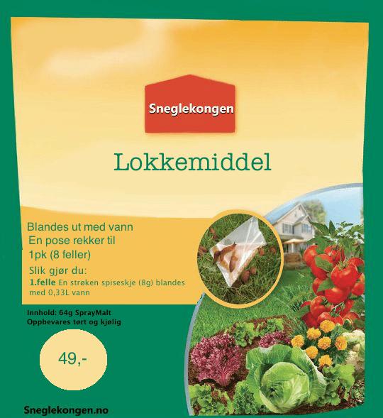Image of Sneglefella Lokkemiddel