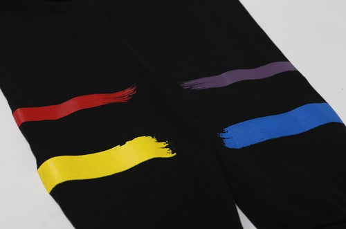 Image of 'Different Strokes' L/S Tee