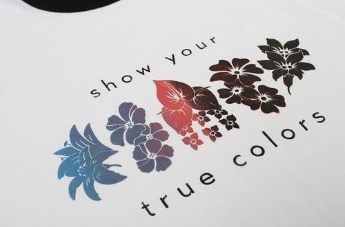 Image of 'True Colors' T-Shirt