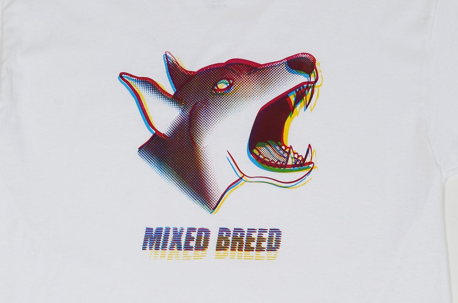 Image of 'Mixed Breed' T-Shirt