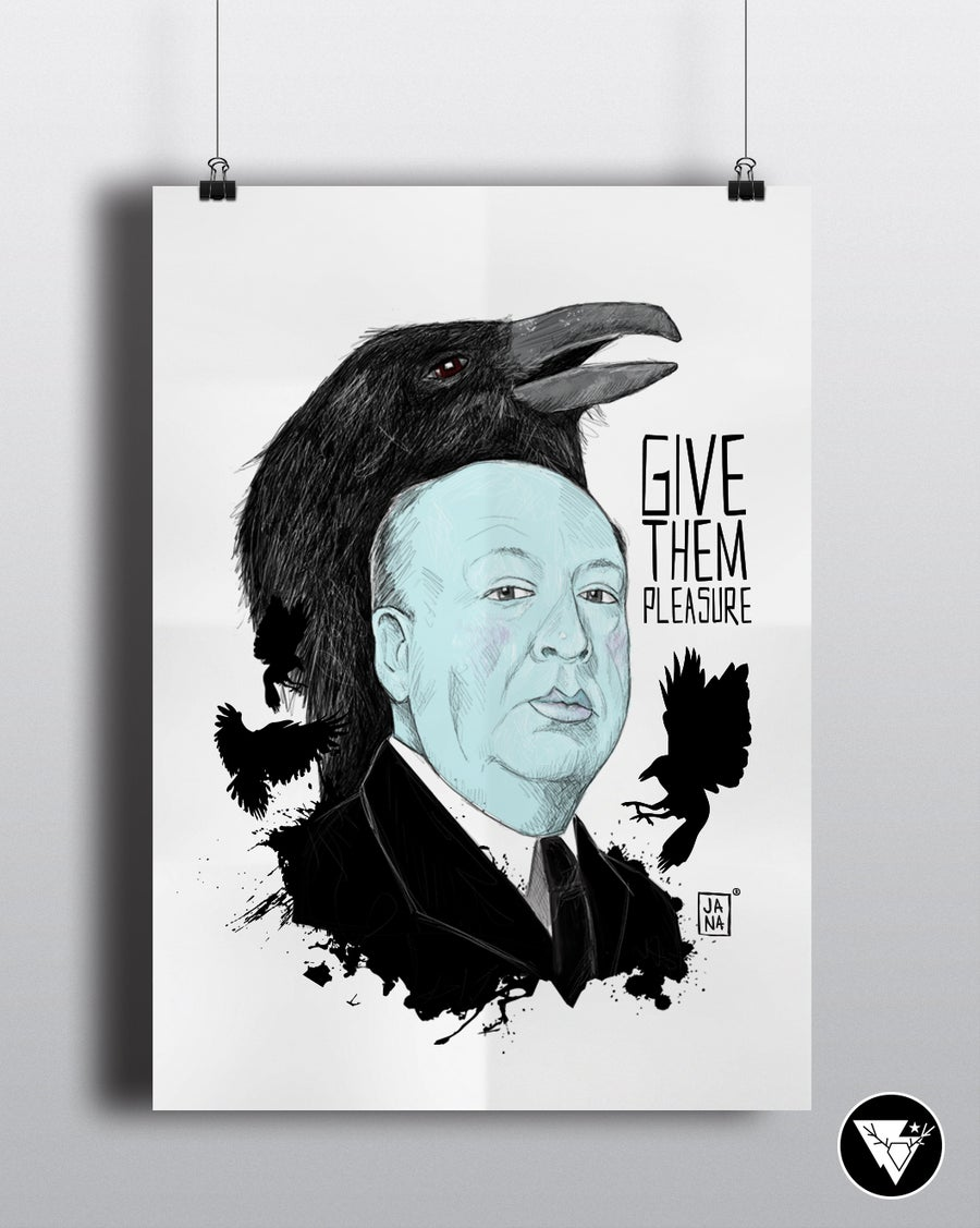 Image of Alfred/print