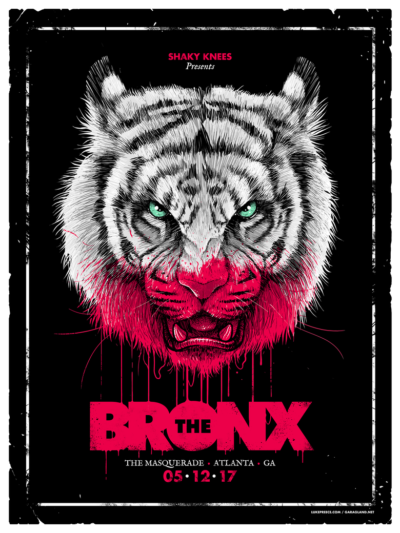 Image of THE BRONX - THE MASQUERADE, ATLANTA, GA