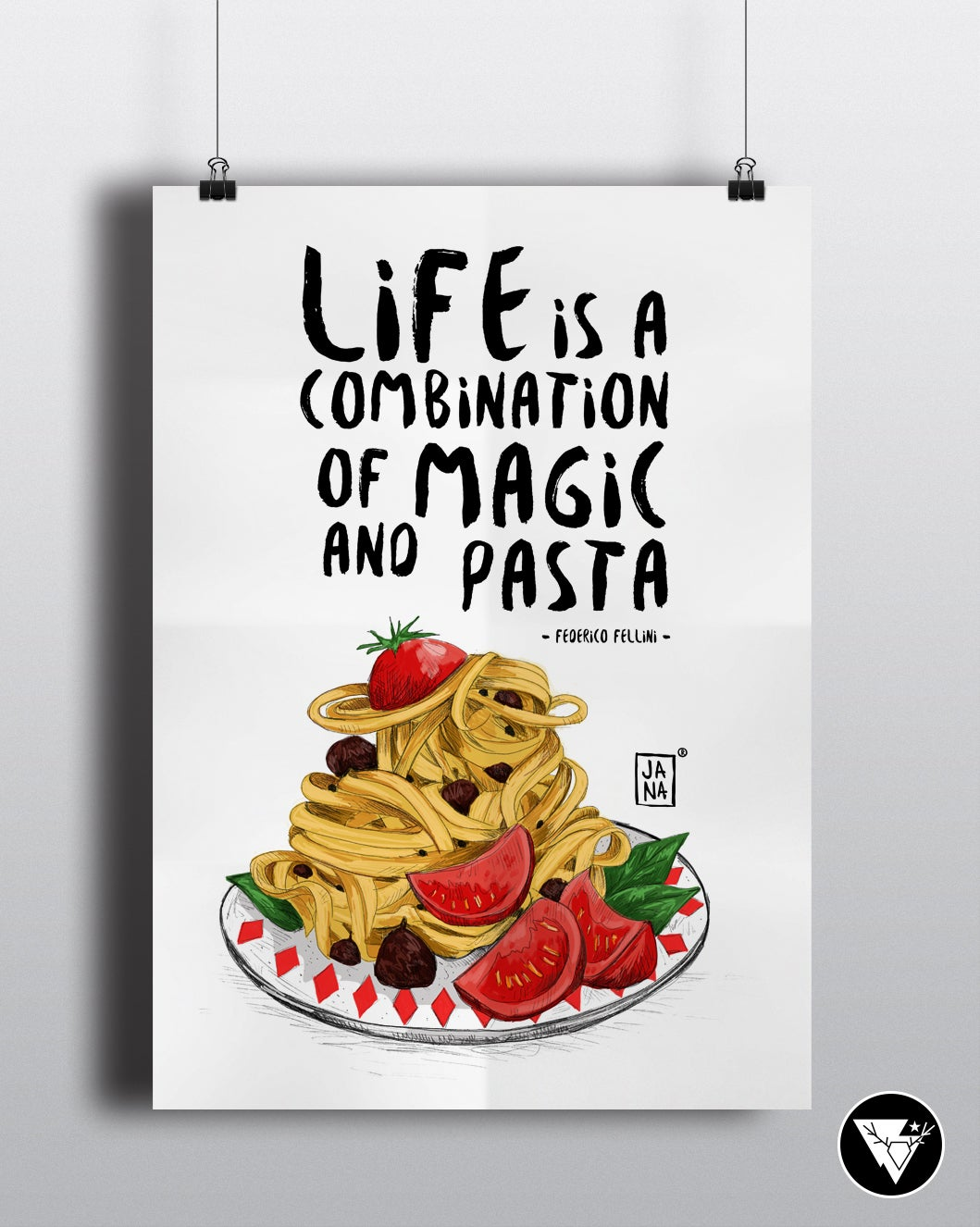 Image of Magic pasta