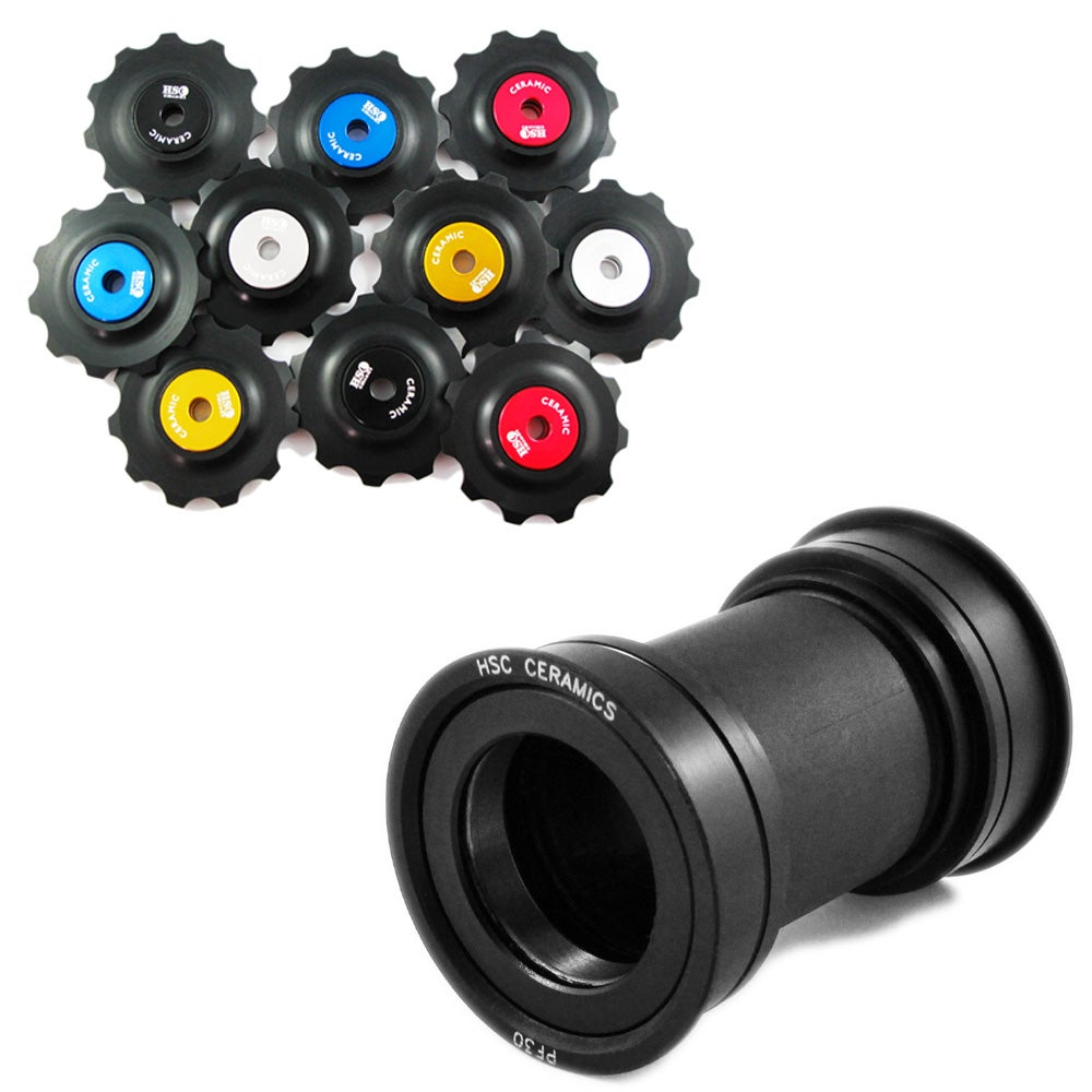 Image of Trial Kit 9: EVO386BB + Pulleys (Dealer trial price $152.76)
