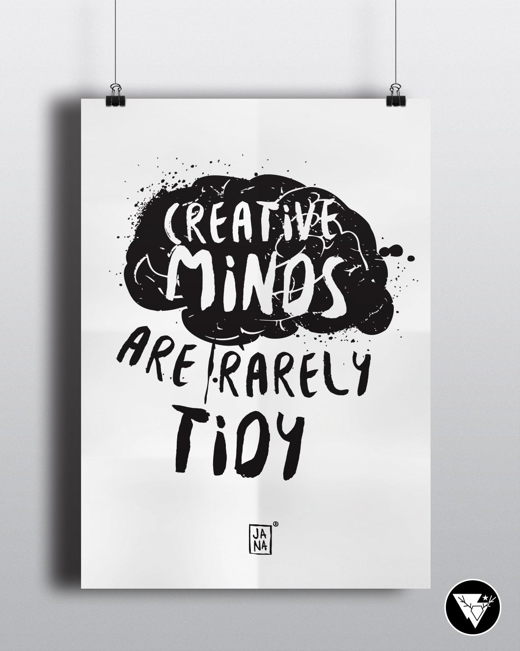 Image of Creative Minds/print