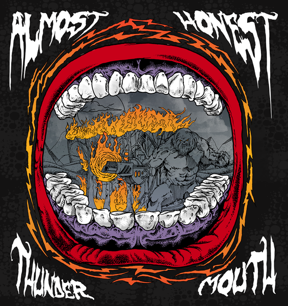 Image of Thunder Mouth CD