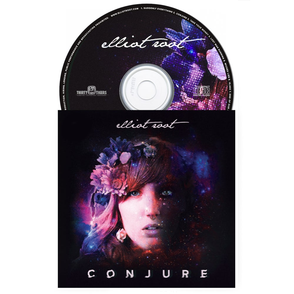 Image of Conjure (Physical CD)