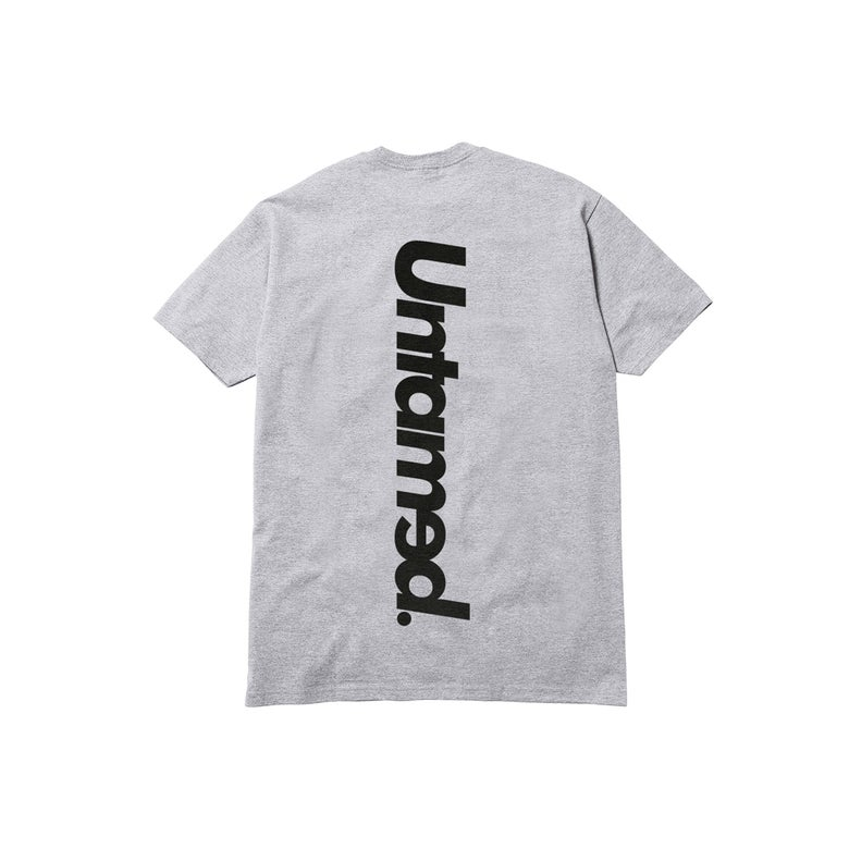 Image of Untamed - Ash tee