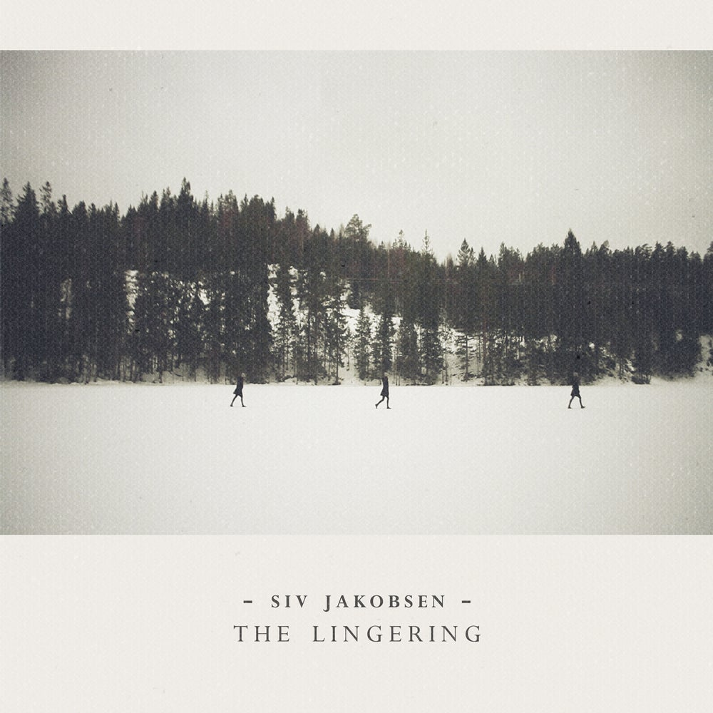Image of THE LINGERING - VINYL