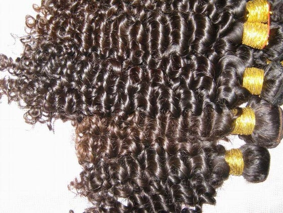 Image of YOUR HAIR HEAVEN MINK CURLY
