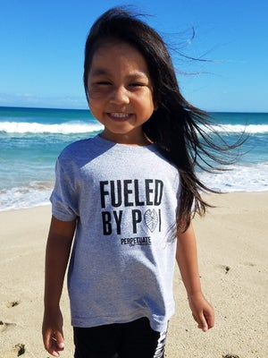Image of Fueled By Poi Shirt Keiki Shirt