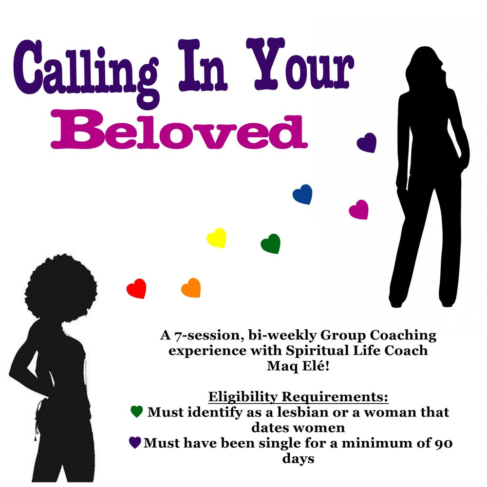 Image of Calling In Your Beloved!