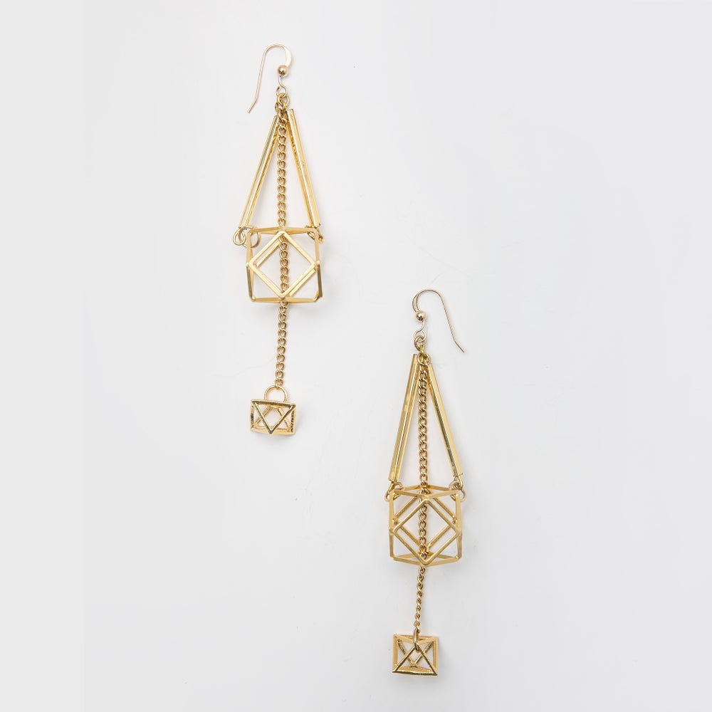 Image of The Ramses Earring