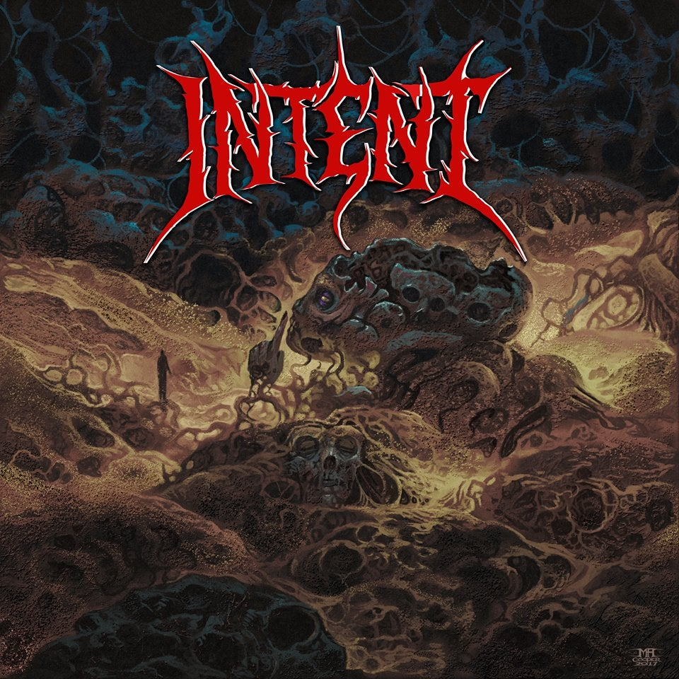 Image of Intent - Demo - Cassette