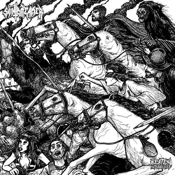 Image of SaintBreaker - Beaten Into Belief