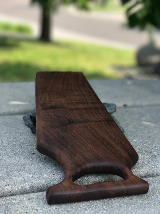 Image of Hacksaw Cutting Board