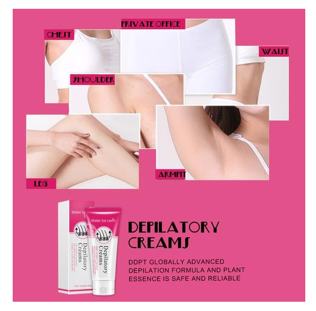 Image of Depilatory Cream