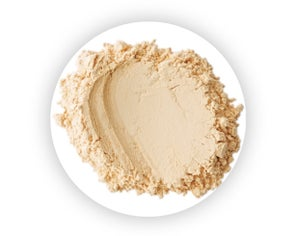 "Image of ""BARELY THERE"" LOOSE BANANA POWDER"