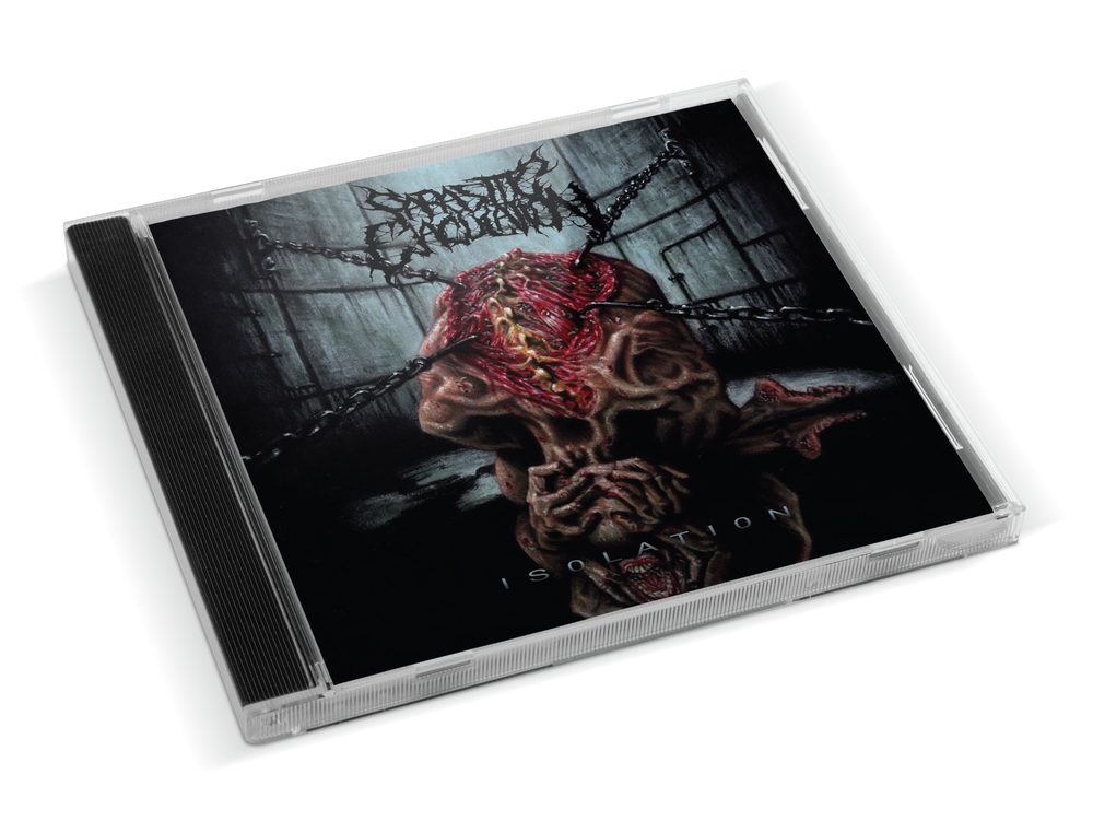Image of Isolation CD