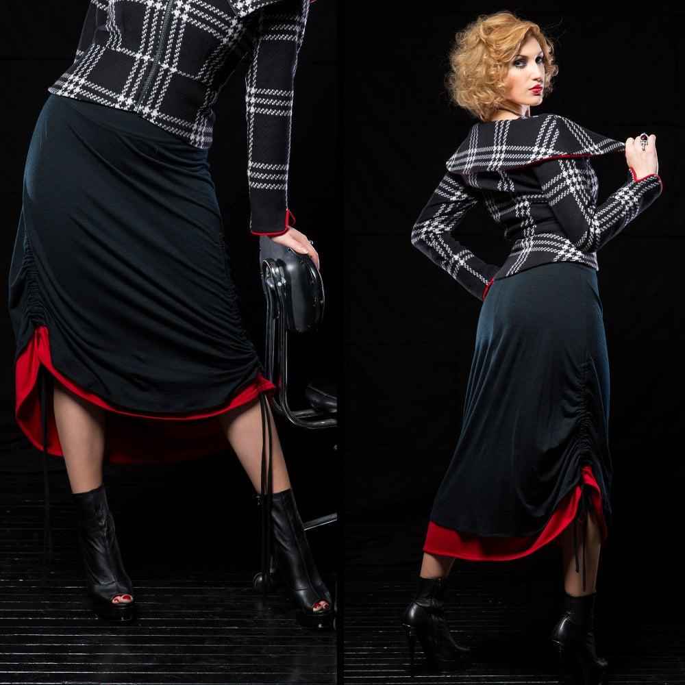 Image of PROSCENIUM DRAWSTRING SKIRT (other options available)