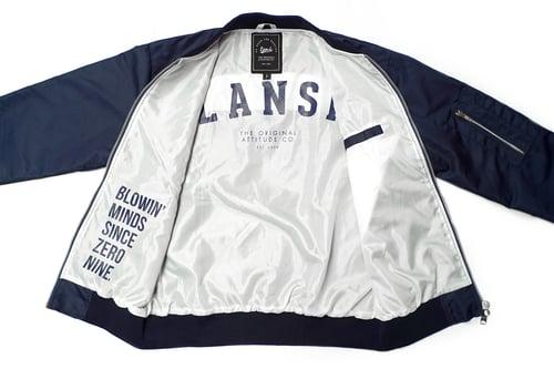 """Image of LANSI """"Bomb Squad"""" Bomber Jacket"""