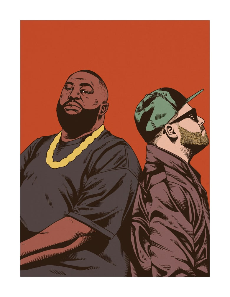 Image of Run The Jewels