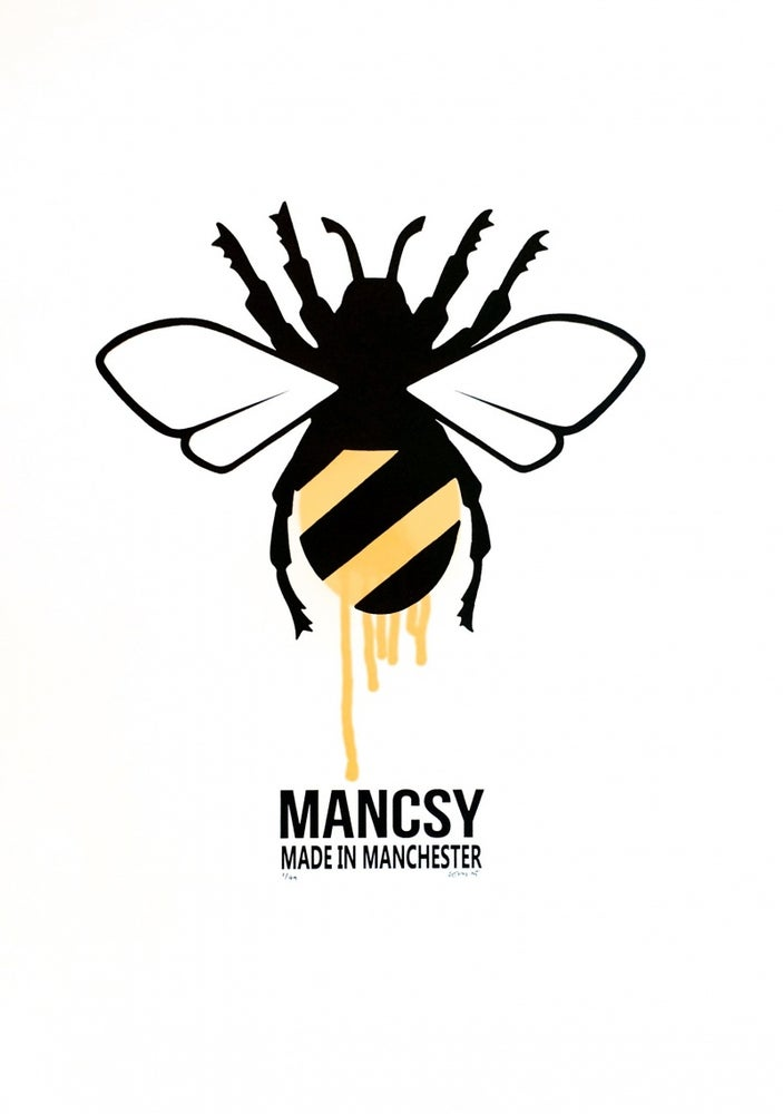 Image of Smaller than A2 prints: 2015 Bee design