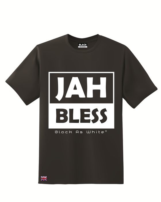 Image of Jah Bless Conscious T Shirt