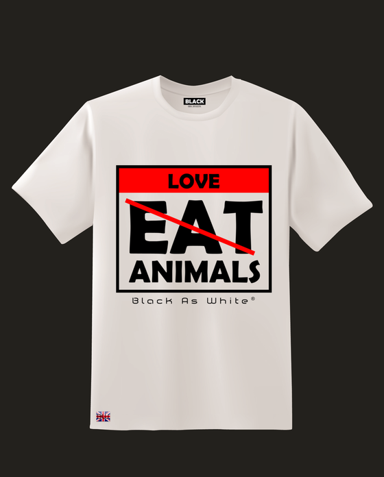 Image of Love Animals Conscious T Shirt