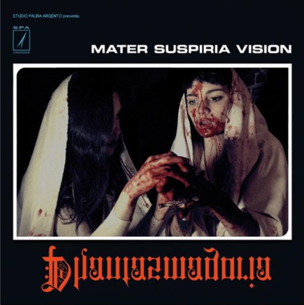 Image of LIMITED 33 SPLATTER VINYL Mater Suspiria Vision PHANTASMAGORIA Design C RITUAL