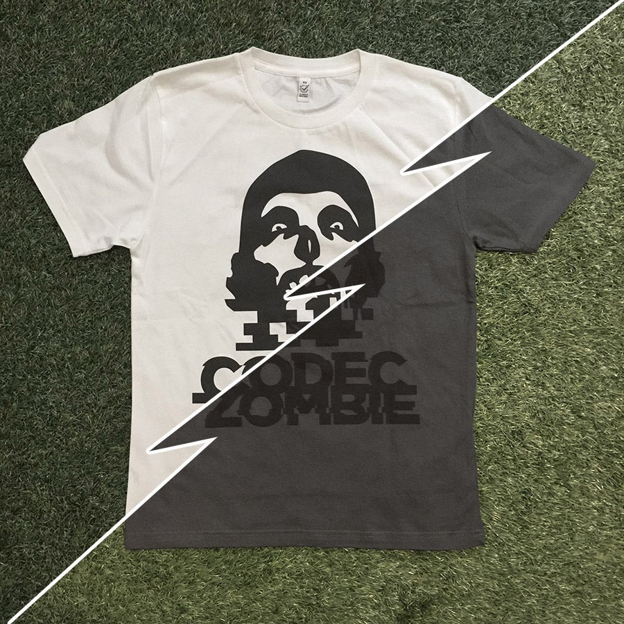 Image of CODECZOMBIE Tshirt